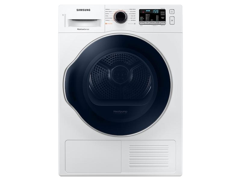 Samsung4.0 Cu. Ft. Capacity Heat Pump Dryer With Sensor Dry In White