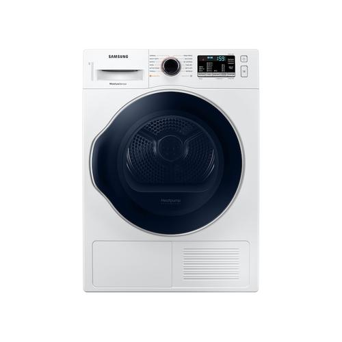 4.0 cu. ft. Capacity Heat Pump Dryer with Sensor Dry in White