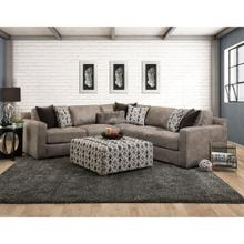 Willa Sectional - Endeavor Pewter