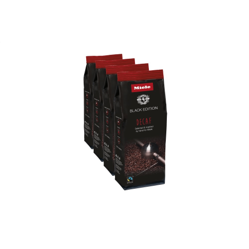 Miele Black Edition DECAF 4x250g - Miele Black Edition Decaf Perfect for making decaffeinated specialty coffees.