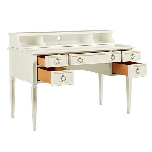 Clementine Court Frosting Writing Desk