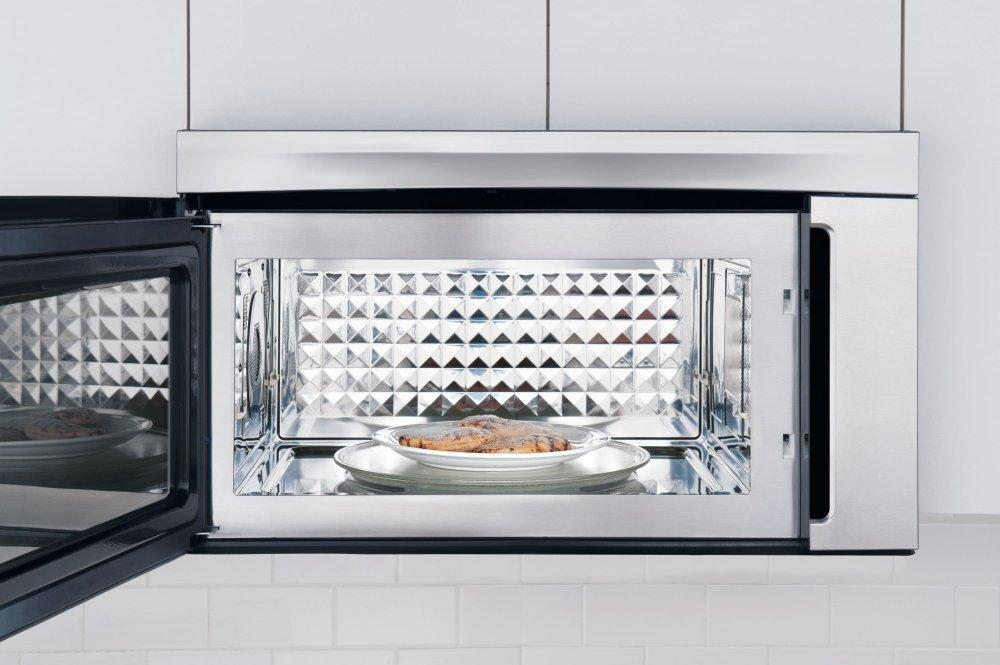 30'' Over-the-Range Convection Microwave Oven with Bottom Controls Photo #4