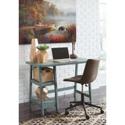 Home Office Desk With Chair Product Image