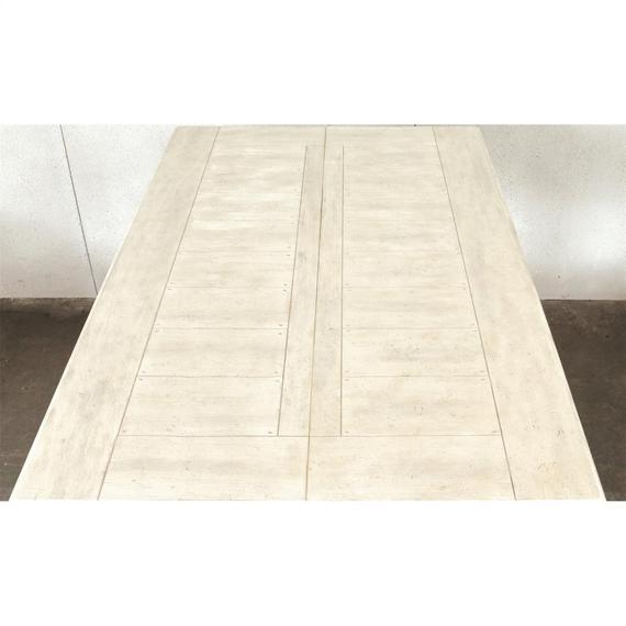 Riverside - Regan - Counter Height Dining Table - Farmhouse White Finish