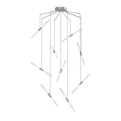 Ballet™ 9-Light Spreader LED Pendant