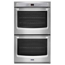 See Details - 27-inch Wide Double Wall Oven with Convection - 8.6 cu. ft.