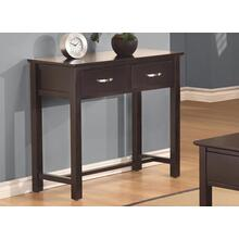 View Product - Brooklyn 2 Drawer Sofa Table