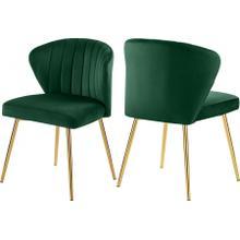"Finley Velvet Chair - 21"" W x 20"" D x 29.5"" H"