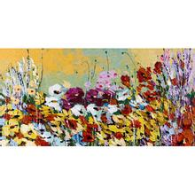 """View Product - Floral II - Adamo 24"""" x 48"""""""