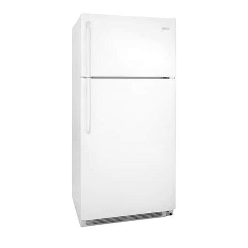 Frigidaire - 18 Cu. Ft. Top Freezer Refrigerator