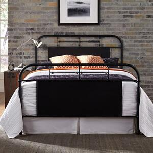 Liberty Furniture Industries - King Metal Bed - Black