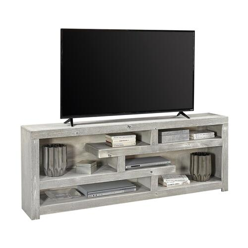 "Aspen Furniture - 72"" Open Display/Console"