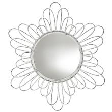 Metal Wall Mirror  36in X 36in