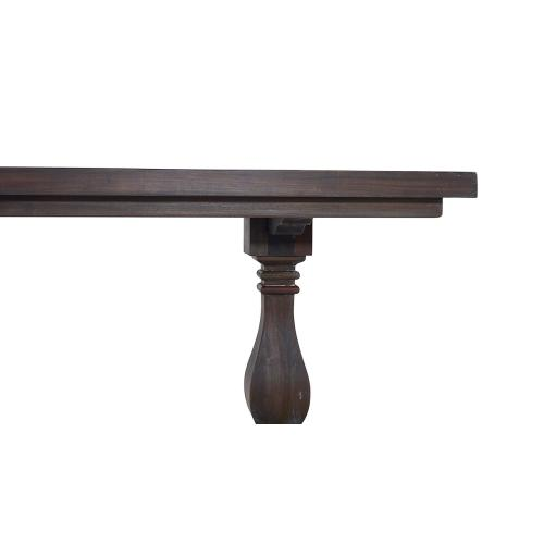 Trestle Dining Table 71''