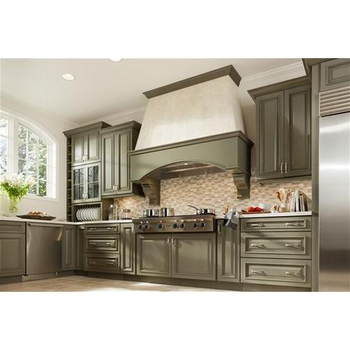 """41-11/16"""" Stainless Steel Built-In Range Hood for use with External Blower Options"""