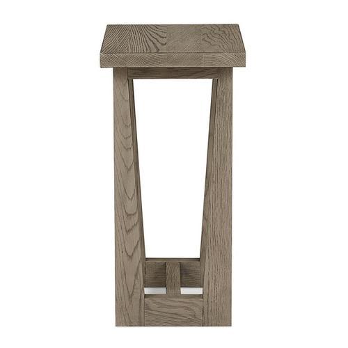 Bassett Furniture - Liam Oak Chairside Table