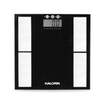 Product Image - Kalorik Home Electronic Body Analysis Scale, Black