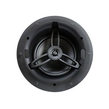 """NUVO Series Two 6.5"""" Angled In-Ceiling Speakers"""