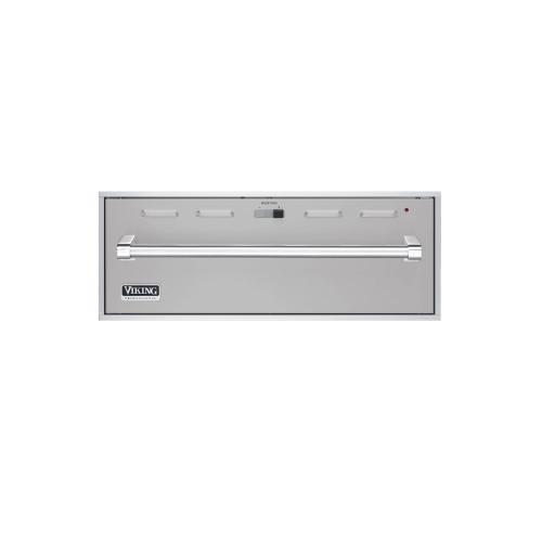 "Metallic Silver 27"" Professional Warming Drawer - VEWD (27"" wide)"