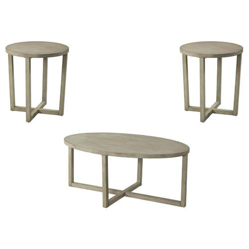 7584 Cocktail and End Table Set