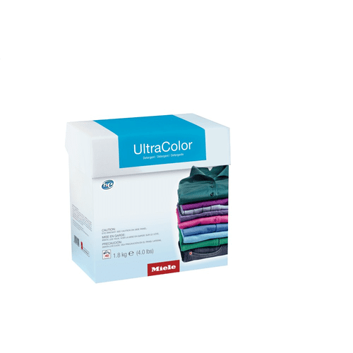 WA UC 1803 P - UltraColor powder detergent 4 lb for color and black garments.