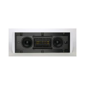 Cinema Ribbon Duo In-Wall Center Channel -