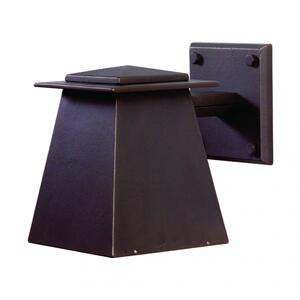 Lantern Sconce - WS465 Silicon Bronze Brushed Product Image
