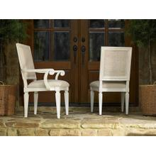 View Product - Woven Accent Arm Chair