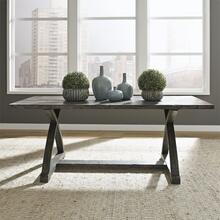 View Product - Trestle Table Base