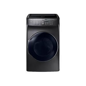 7.5 cu. ft. Smart Electric Dryer with FlexDry™ in Black Stainless Steel - FINGERPRINT RESISTANT BLACK STAINLESS STEEL