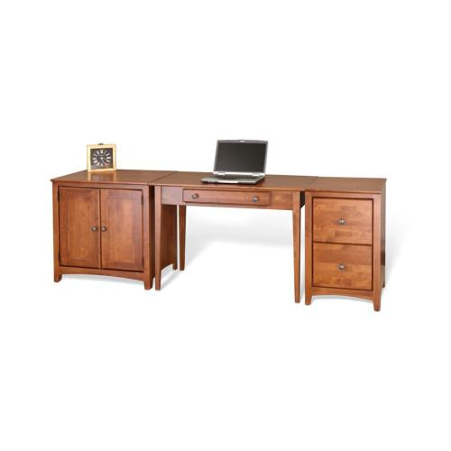 Writing Desk and Storage 2