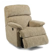 Product Image - Chicago Fabric Power Rocking Recliner