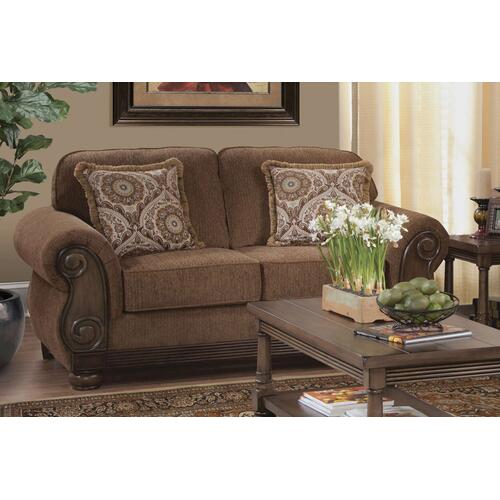 Hughes Furniture - 8000 Sofa