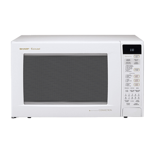Sharp Carousel Countertop Convection + Microwave Oven 1.5 cu. ft. 900W White