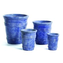 Piemonte Planter - Set of 4