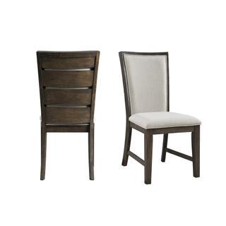 Grady Slat Back Side Chair Set
