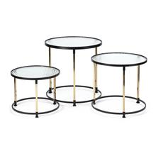 Yardy Nesting Tables - Set of 3