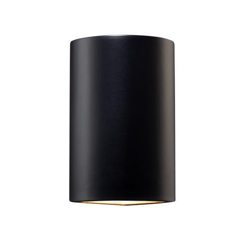 Cylinder Corner Sconce