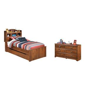 Twin Bookcase Bed With Trundle With Dresser