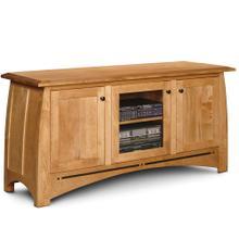 See Details - Aspen 3-Door TV Stand with Inlay