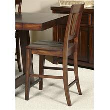 View Product - Slat Back Counter Chair (RTA)