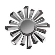 "See Details - Sun Burst Decorative Wall Mirror 38"" x 38"""