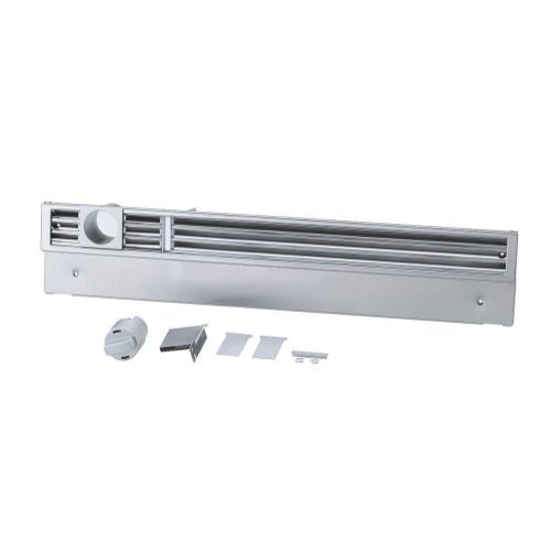 KG1180SS Lower plinth vent grill for high-quality plinth panelling of your MasterCool freezer.
