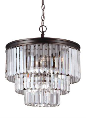 Four Light Chandelier Product Image