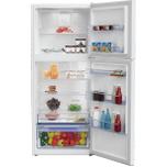 "Beko 28"" Freezer Top White Refrigerator"