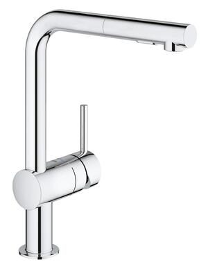 Minta Single-Handle Kitchen Faucet Product Image