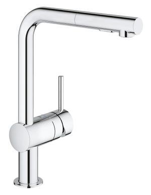 Minta Single-Handle Kitchen Faucet Product Image