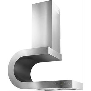 BEST Range Hoods - Intrigue - WM45I80SB - 430 Stainless Steel #4 Brushed
