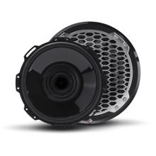 "View Product - Punch Marine 8"" Full Range Speaker w/ Horn Tweeter - Black"