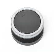 Large Control Knob with a Clear Flame for Prestige 500 Series